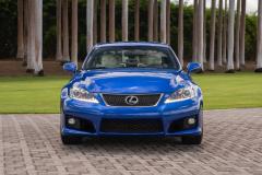 LEXUS MILESTONE COSTA RICA 20192014 Lexus IS F_Ultrasonic Blue Mica_Alpine_04