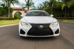 LEXUS MILESTONE COSTA RICA 20192019 Lexus RC F_Ultra White_Black_10