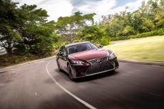 LEXUS MILESTONE COSTA RICA 20192020 Lexus LS 500 Inspiration_Sonic Agate_LWhite48