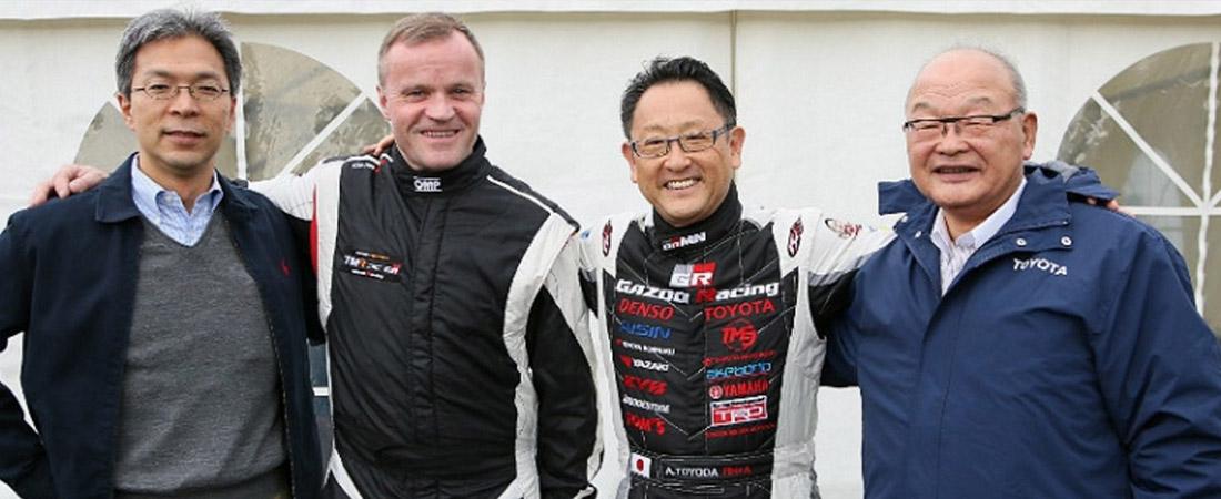 Makkinen quiere a Neuville en Toyota WRC