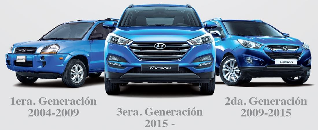 Hyundai anuncia que el Tucson es el SUV más vendido en la historia de CR 34e05ef1fb