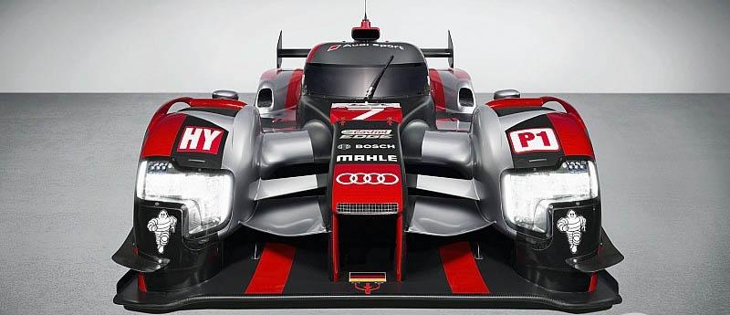 Audi Le mans WEC 2016