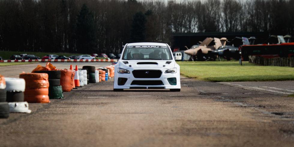 Subaru prodrive