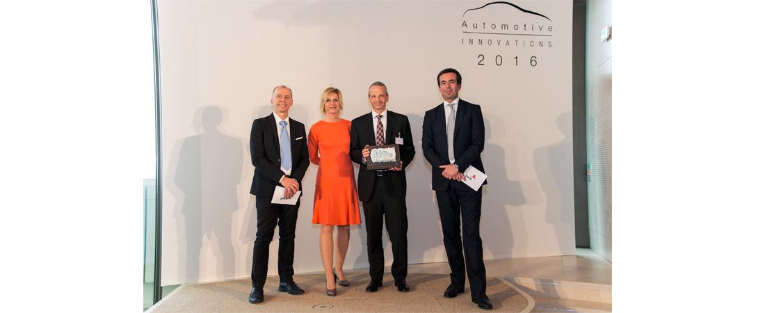 Audi marca premium más innovadora