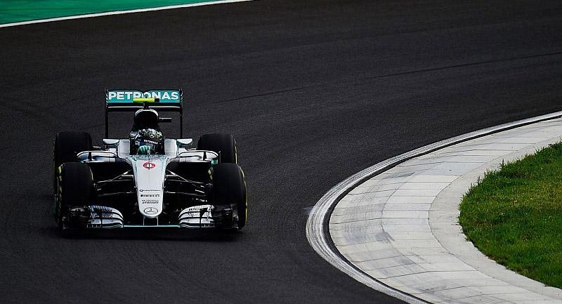 Nico Rosberg Libres GP Hungria