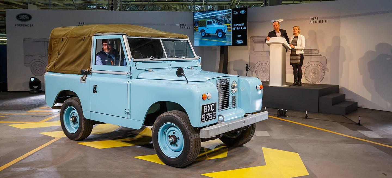 ¡El Land Rover Defender podría fabricarse de nuevo! - Puro ...