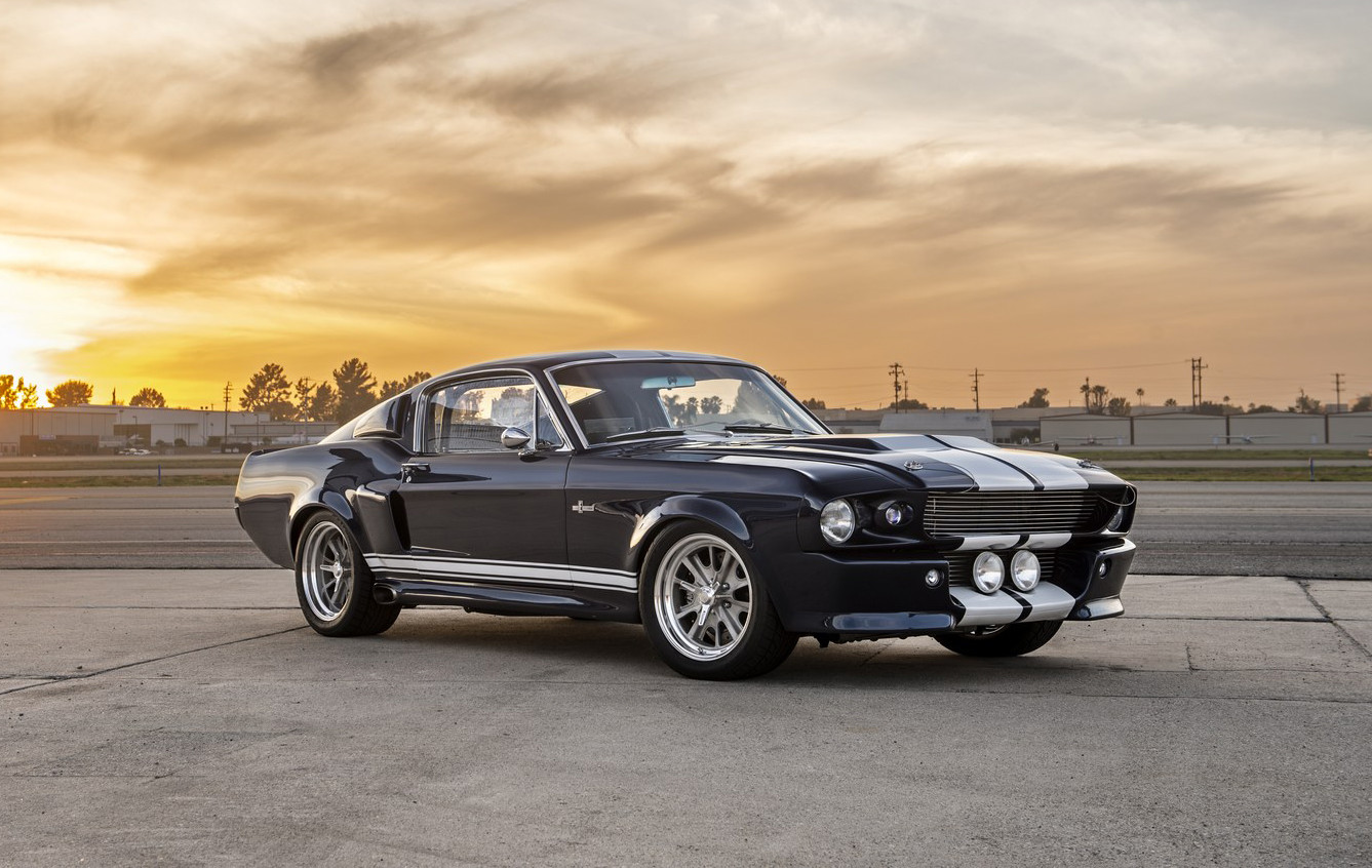 Regresa El Ford Mustang Eleanor Puro Motor