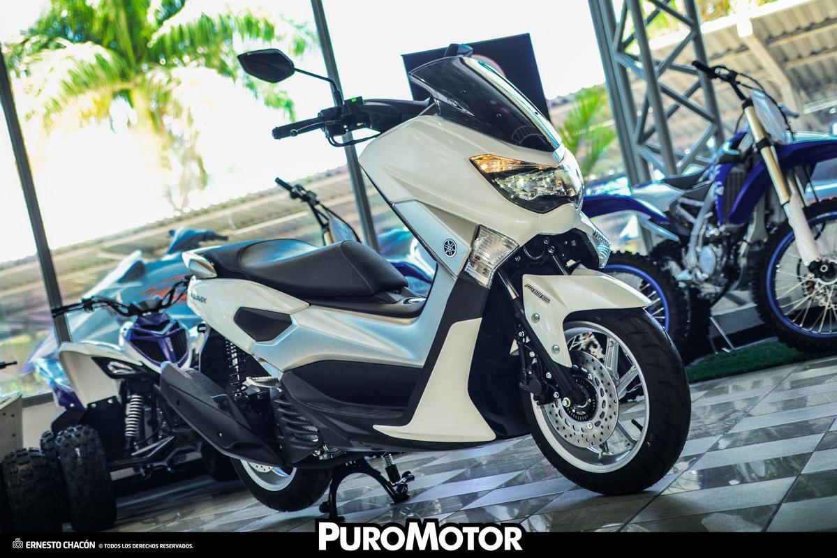 12e6a58a937 Agilidad, potencia y eficiencia son tres de las principales características  del scooter Yamaha N-Max. Este scooter urbano y deportivo, está  especialmente ...
