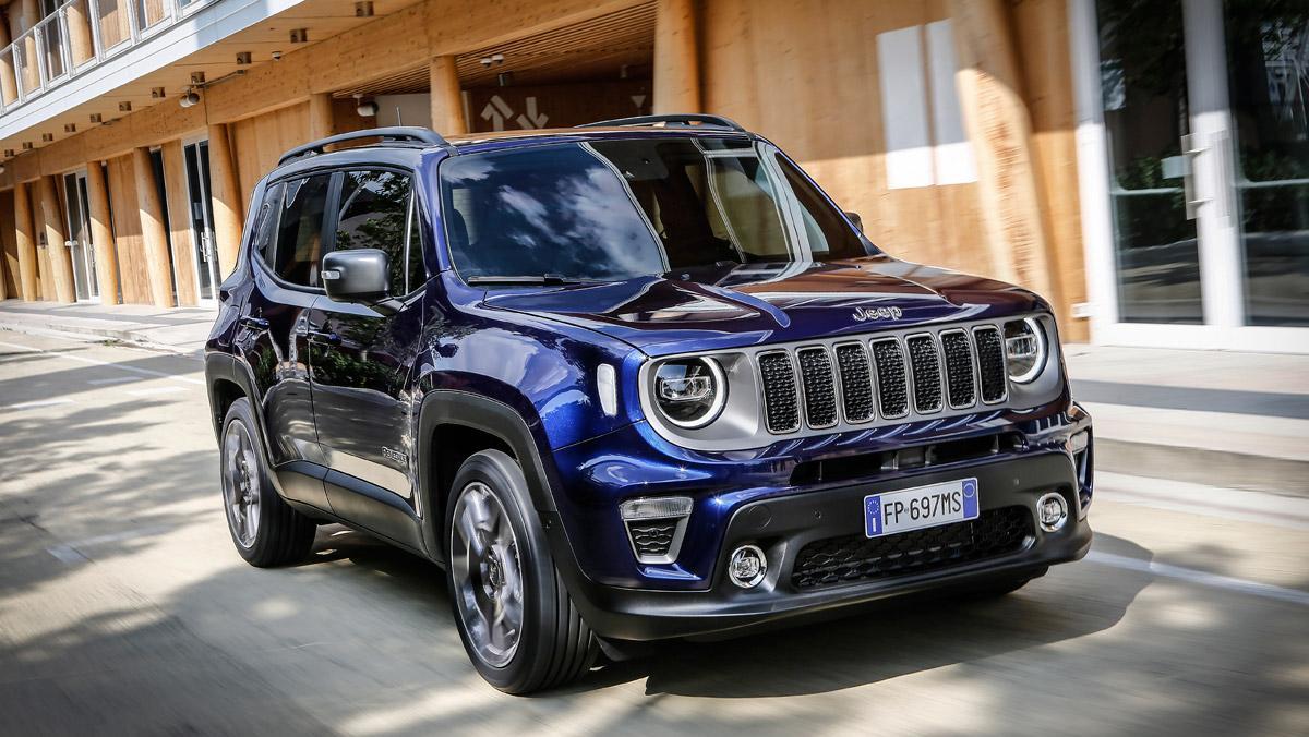 jeep renegade 2019 m s moderno y elegante puro motor. Black Bedroom Furniture Sets. Home Design Ideas