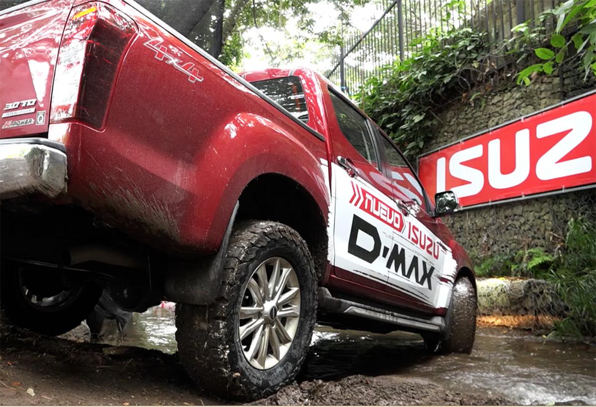 video: conozca las mejoras del isuzu d-max 2018