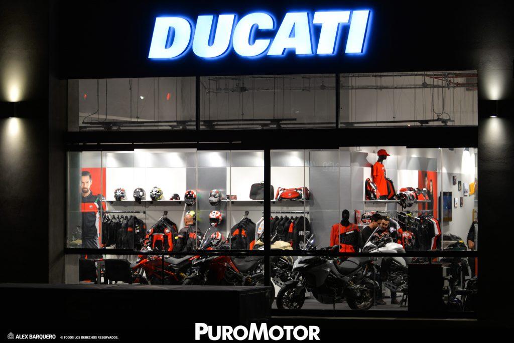 Ducati Estrena Nuevo Showroom Y Tarjeta De Crédito