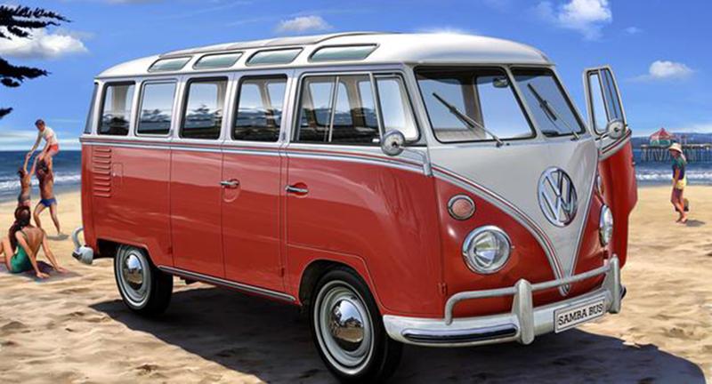 Samba Bus de 1966