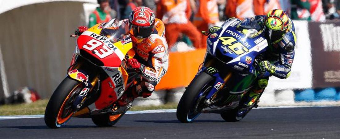 Direccion de carrera MotoGP Sepang