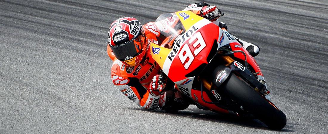 Marc Marquez FP 2 Australia MotoGP