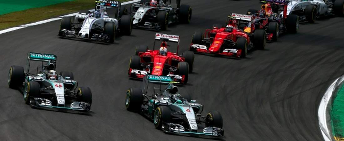 Nico Rosberg GP Brasil 2015