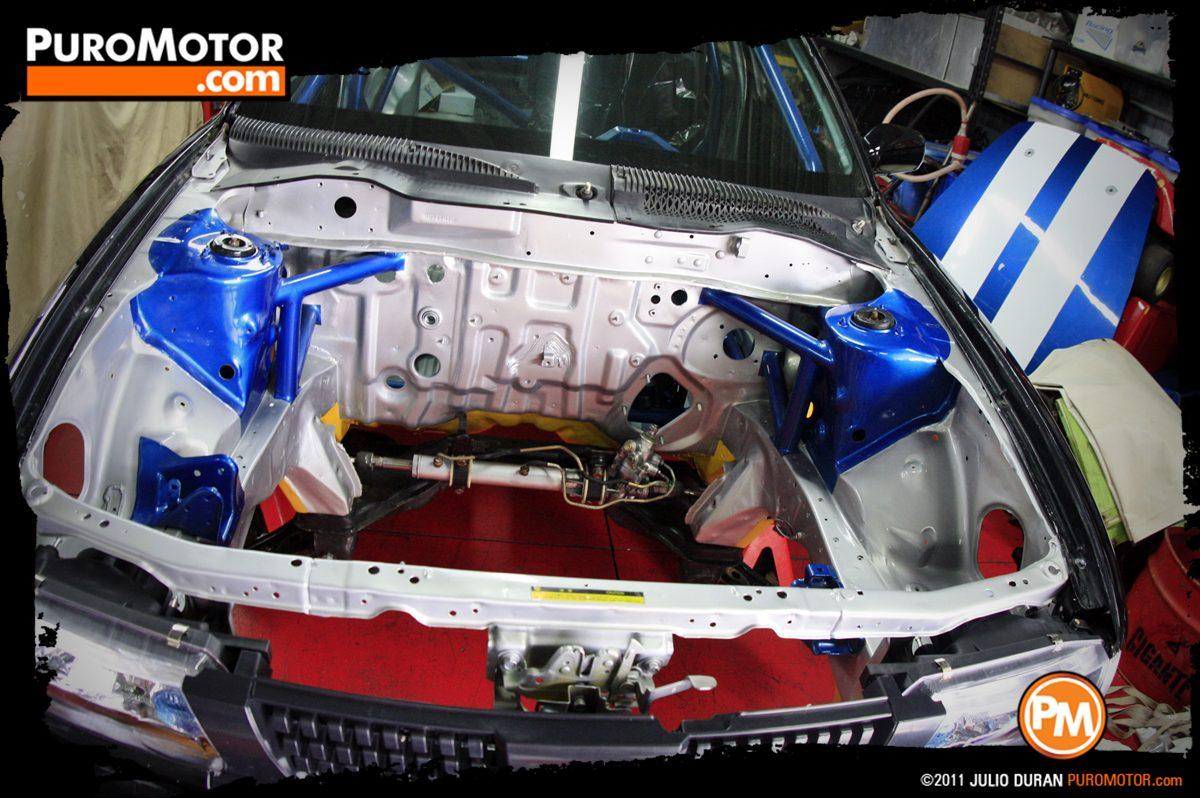 Sentra B13 2.0 VVL ST de Repuestos GIGANTE - Puro Motor
