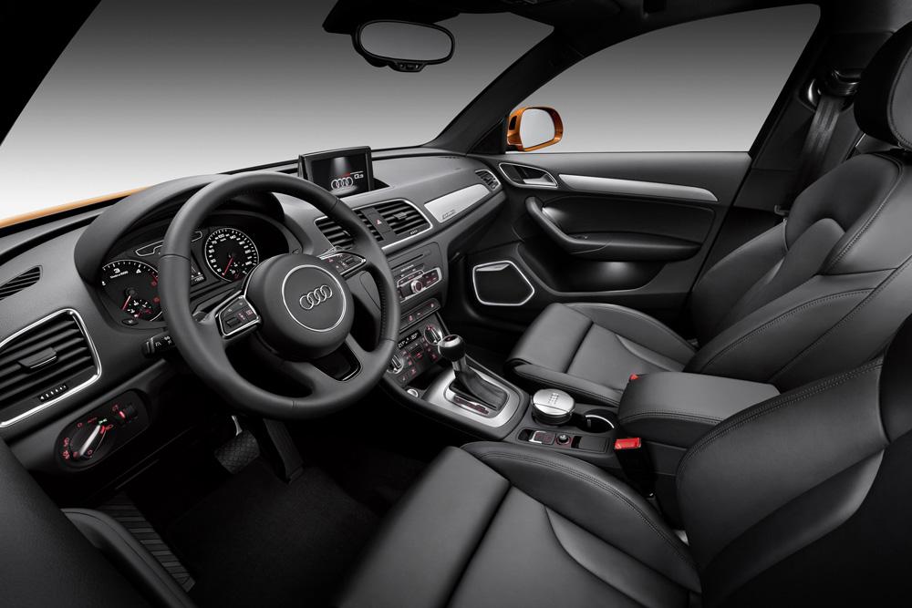El Audi Q3 Ya Esta Aqui