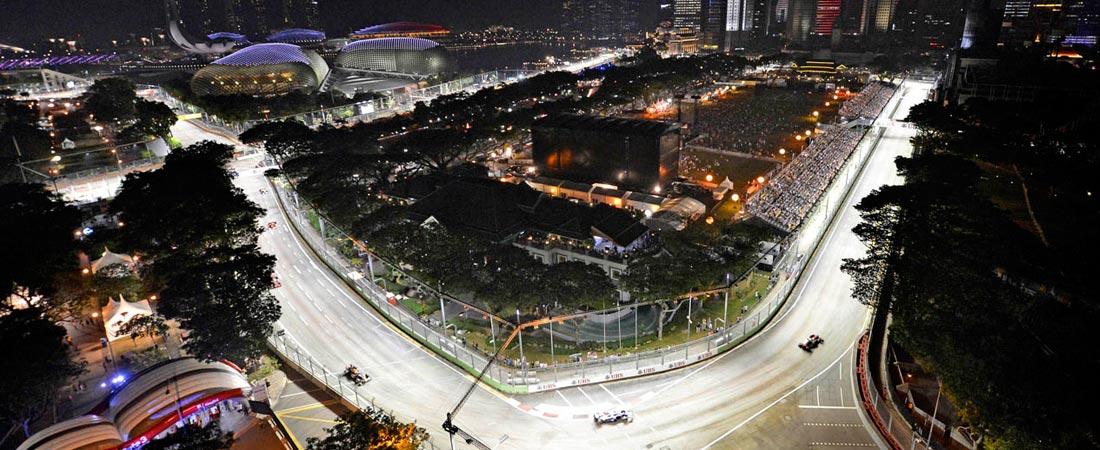 Circuito F1 Singapur : Gp de singapur sufre cambios en el trazado