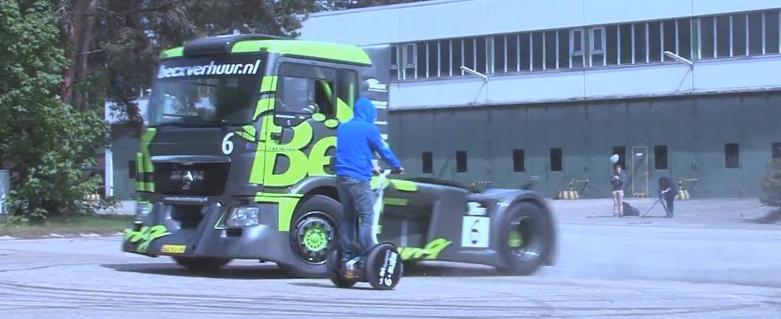 gymkhana-camion